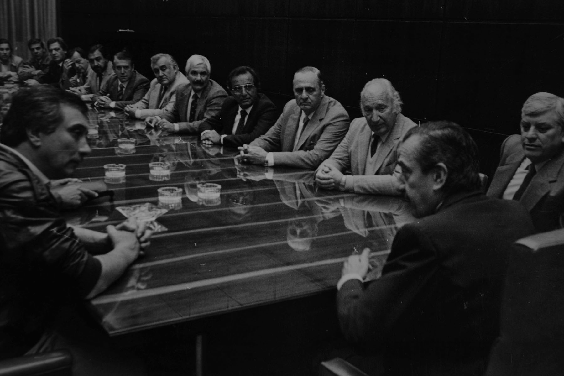 1984 - Juan Gallardo - Ex ferroviario