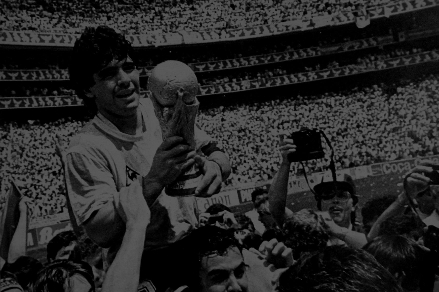 1986 - Julio Olarticoechea - Ex futbolista
